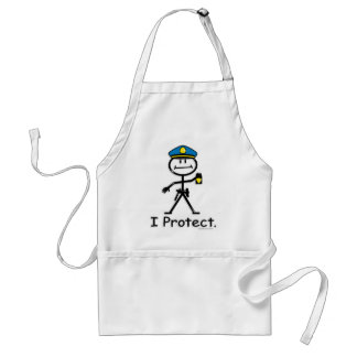 Police Officer Apron