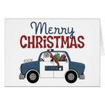 Police Officer Christmas Card