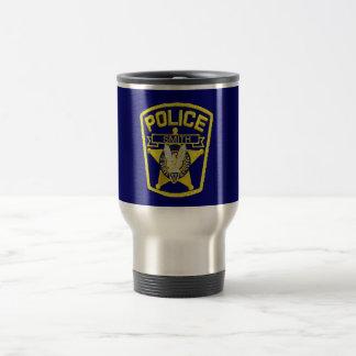 Police Officer Custom Travel Mug