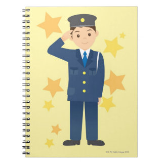 Police Officer Notebook