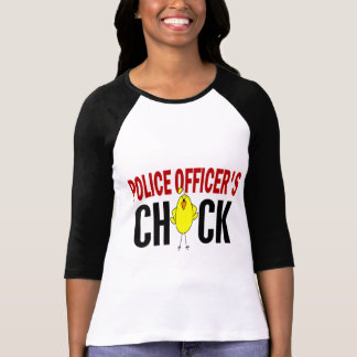 Police Officer's Chick 1 Shirt