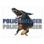 POLICE POSTCARDS