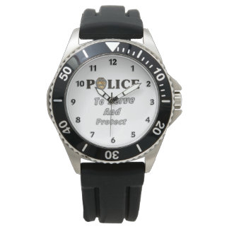 Police Protect and Serve Watch