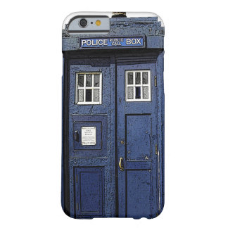 Police Public Call Box - British Barely There iPhone 6 Case