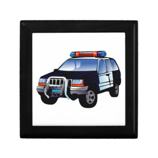Police Sport Utility Vehicle (SUV) Gift Boxes