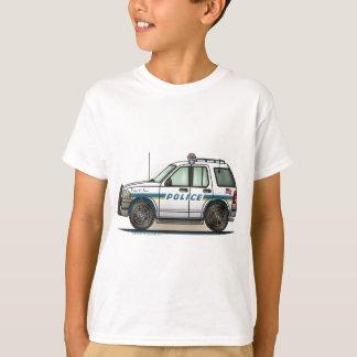 Police SUV Cruiser Car Cop Car Kids T-Shirt