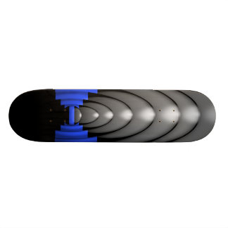 Police Thin Ble Line Skateboards
