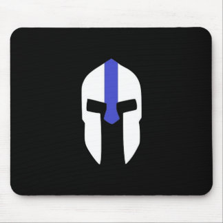 Police Warrior Mouse Pad! Mouse Mat