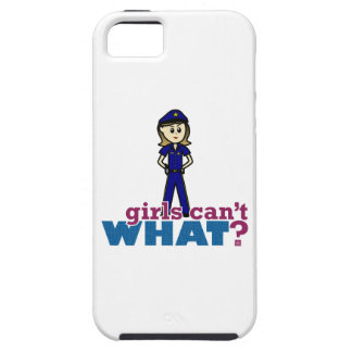 Police Woman Case For The iPhone 5