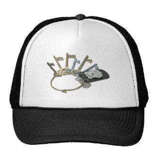 PoliceBadgeRingKeys090912 png Mesh Hats