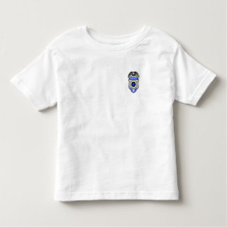 Policeman Badge T-Shirt