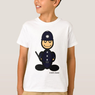 Policeman (plain) T-Shirt