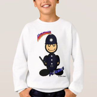 Policeman (with logos) sweatshirt