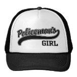 Policeman's Girl Hats