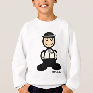 Policewoman (plain) sweatshirt