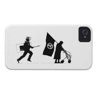 Policy & Granny iPhone 4 Case