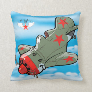 Polikarpov i-16 cushion
