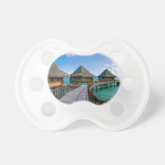 Polinesia Island Baby Pacifier