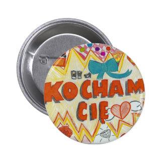 Polish 6 Cm Round Badge