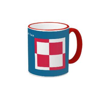 Polish Air Force Roundel Coffee Mug