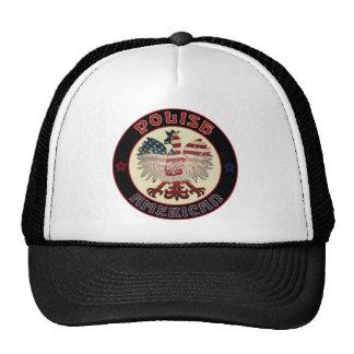 Polish American Eagle Trucker Hat