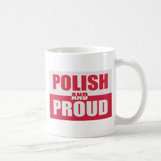 Polish and Proud Coffee Mug