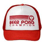 Polish Beer Pong Cap
