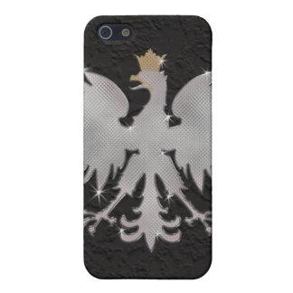 Polish Bling Eagle i iPhone 5 Cases
