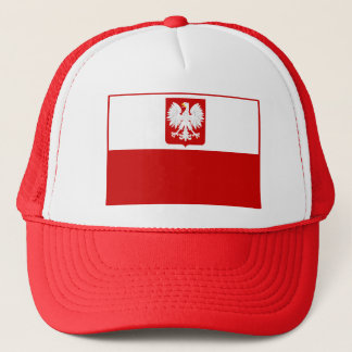 Polish Coat of Arms Trucker Hat