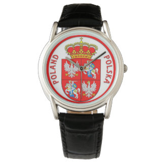 Polish Coat of Arms Watch