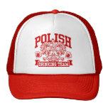 Polish Drinking Team Hat