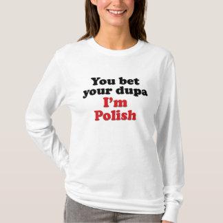 Polish Dupa 2 Sides T-Shirt