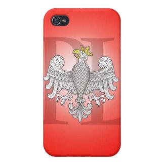Polish Eagle case iPhone 4/4S Case