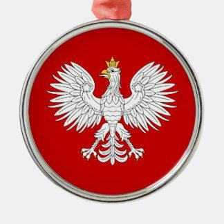 Polish Eagle Christmas Ornament