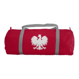 Polish Eagle Gym Bag
