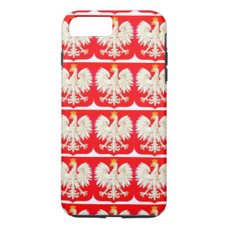 POLISH EAGLE iPhone 7 PLUS CASE
