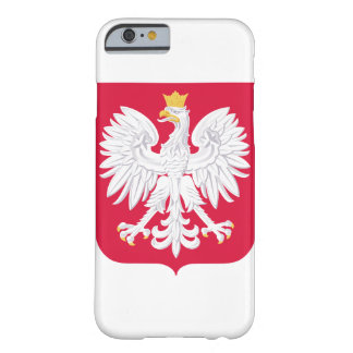POLISH EAGLE IPHONE CASE BARELY THERE iPhone 6 CASE