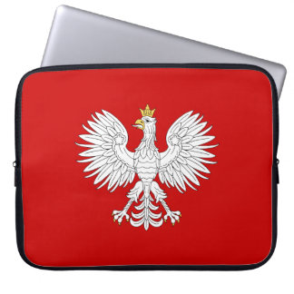Polish Eagle Laptop Sleeve