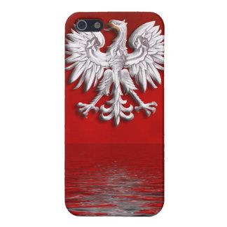 Polish Eagle Levitate i iPhone 5 Cases