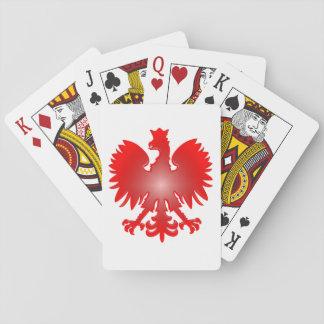 Polish Eagle Playing Cards