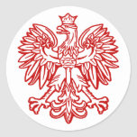 Polish Eagle Sticker
