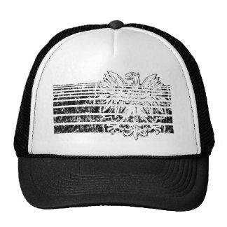 Polish Eagle Stripes Cap