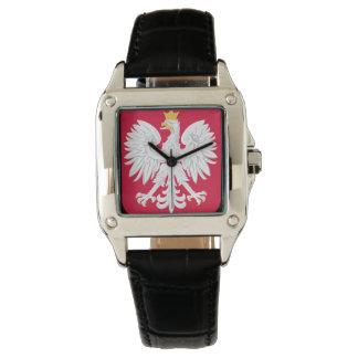 Polish Eagle Wristwatch