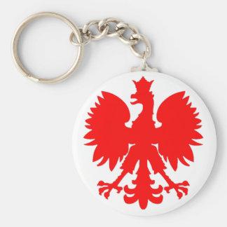 Polish Falcon (Eagle) Key Ring
