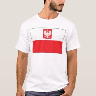 Polish Falcon Flag T-Shirt