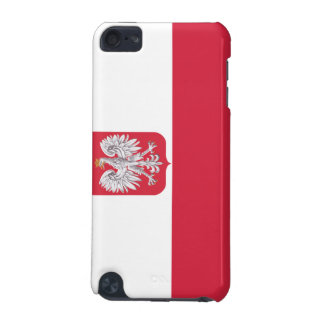 Polish Flag Coat of Arms iPod Touch Case