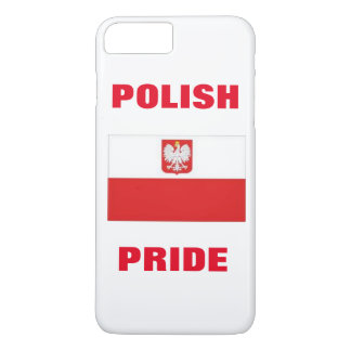 POLISH FLAG iPhone 7 PLUS CASE