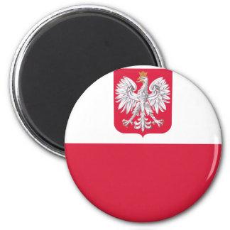 Polish Flag Magnet