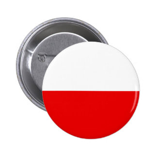Polish Flag T-shirts and Gifts 6 Cm Round Badge