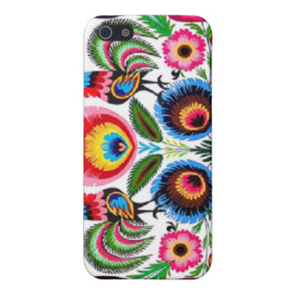 Polish folk art iPhone case Case For The iPhone 5